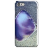 Symmetry at the beach iPhone Case/Skin