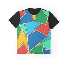 Abstract Geo Graphic T-Shirt