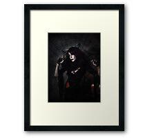 Lucretia Framed Print