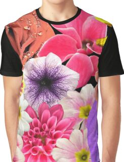Garden of Colors Graphic T-Shirt