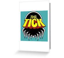 The Tick Logo Greeting Card
