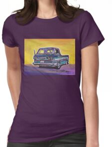 Corvair Greenbrier Womens Fitted T-Shirt