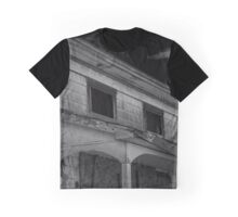Scheduled For Demolition - House Of Memories | Northville, New York Graphic T-Shirt