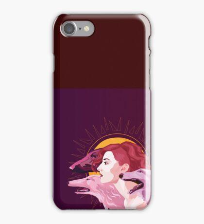 Sister Spirits iPhone Case/Skin