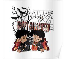 Halloween Fairy Kids Poster