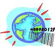 barcode Photographic Print
