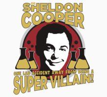The Big Bang Theory Sheldon Cooper Kids Clothes