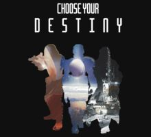 Choose Your Destiny by ItsSabYo