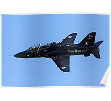 Hawker-Siddeley Hawk T.1A XX230 Poster