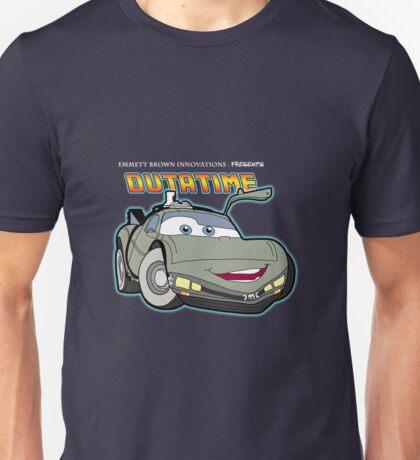 Time McQueen Unisex T-Shirt