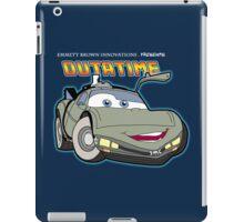 Time McQueen iPad Case/Skin
