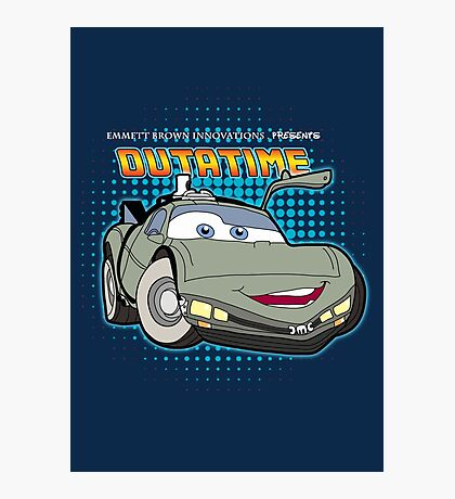 Time McQueen Photographic Print