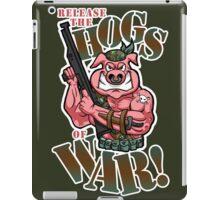 Hogs of War - Archer iPad Case/Skin
