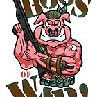Hogs of War - Archer by EJTees
