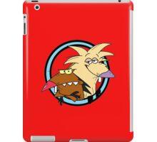 angry beavers iPad Case/Skin