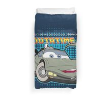 Time McQueen Duvet Cover
