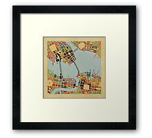 cipher n. 8 Framed Print