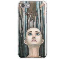 Helping Hand iPhone Case/Skin