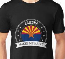 Arizona Makes Me Happy Unisex T-Shirt