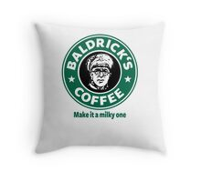 Make it a milky one - Large Throw Pillow