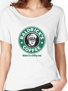 Make it a milky one - Large Women's Relaxed Fit T-Shirt