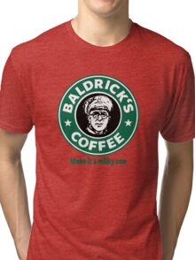 Make it a milky one - Large Tri-blend T-Shirt