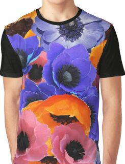 Anemone Cluster Graphic T-Shirt