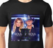 TIM McGraw & FAITH HILL TOUR 2017 - limited edition cover #a Unisex T-Shirt