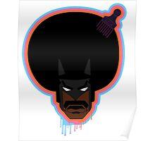 Blacker Than Batman Poster