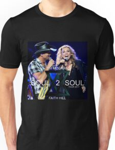 TIM McGraw & FAITH HILL TOUR 2017 - limited edition cover #b Unisex T-Shirt