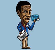 Bill Cosby Charicature Unisex T-Shirt