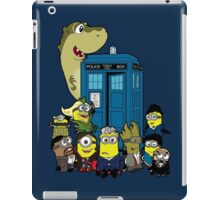 Doc Minion 12 and Chums iPad Case/Skin