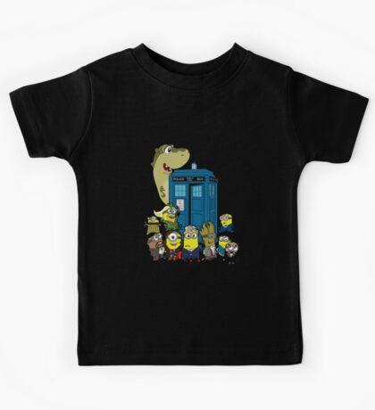 Doc Minion 12 and Chums Kids Tee