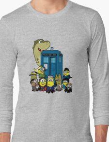 Doc Minion 12 and Chums Long Sleeve T-Shirt