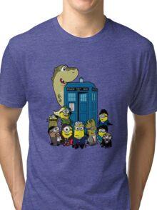 Doc Minion 12 and Chums Tri-blend T-Shirt