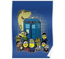 Doc Minion 12 and Chums Poster