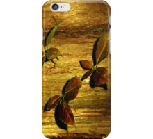 Autumn Rust iPhone Case/Skin