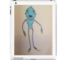 Ice cream creature iPad Case/Skin