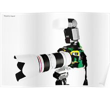 Canon 70d 02 Poster
