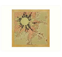cipher n. 6 Art Print