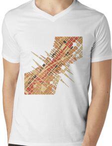cipher n. 7  (original sold) Mens V-Neck T-Shirt