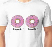 MMMMM...  DONUTS... Unisex T-Shirt