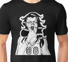 Angry Tiger Black Edition Unisex T-Shirt