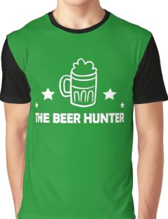 The Beer Hunter Graphic T-Shirt