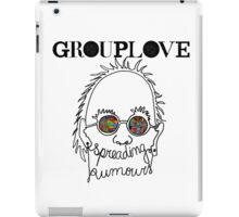 Spreading Rumours - Grouplove iPad Case/Skin
