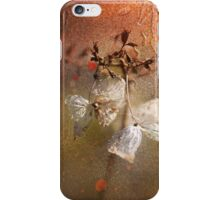 The Abstract World of Flowers iPhone Case/Skin