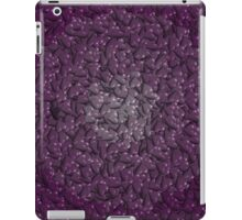 purple hearts iPad Case/Skin
