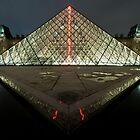 Pyramide du Louvre 003 by agu-photos