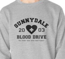Sunnydale 2003 Blood Drive - Black Pullover