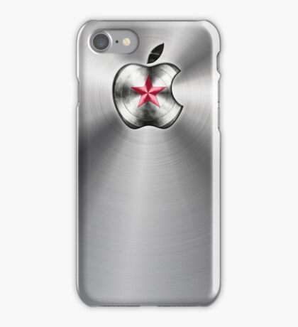 Steel Winter Soldier Iphone iPhone Case/Skin